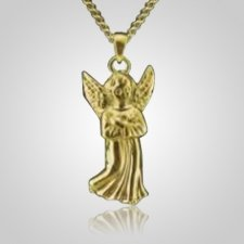 Heavenly Guardian Keepsake Pendant
