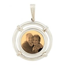 Helm Photo Pendants