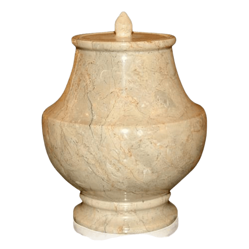 Hercules Marble Cremation Urn