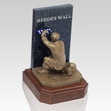 Heroes Wall Keepsake Cremation Urn