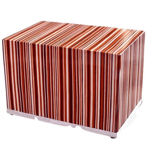 Herz Wood Cremation Urn