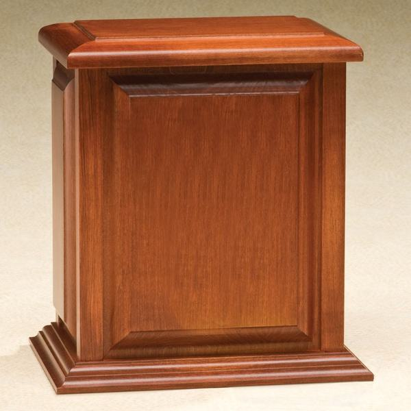 Hilton Maple Wood Urn
