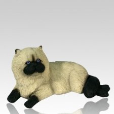 Himalayan Cat Cremation Urn