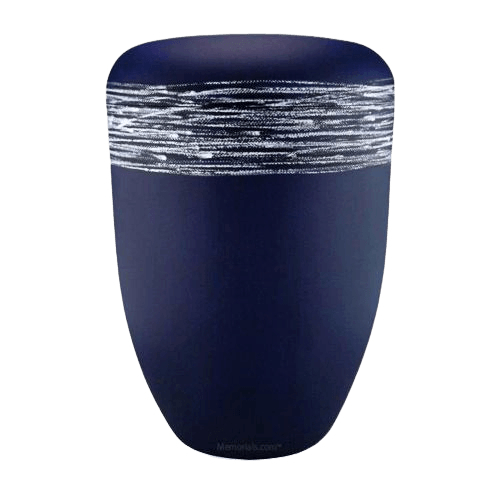 Strand Silver Biodegradable Urn
