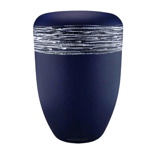 Strand Silver Biodegradable Urn