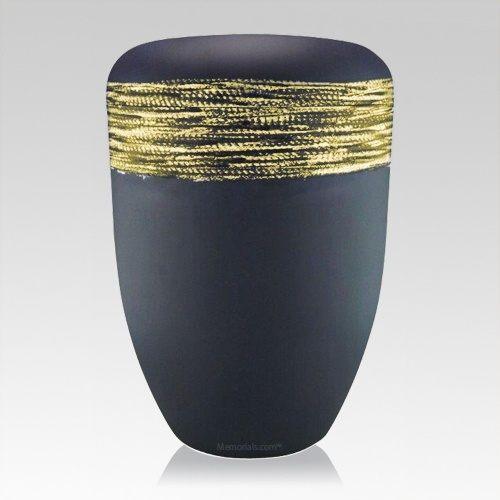 Slate Gold Biodegradable Urn