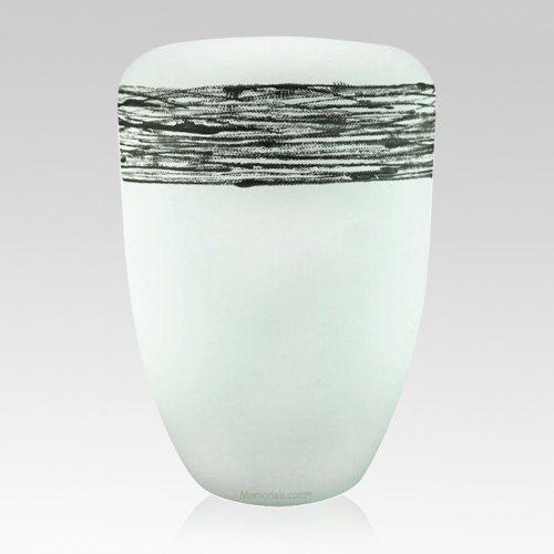 Pure Grey Biodegradable Urn