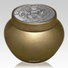 Honor Army Keepsake Urn