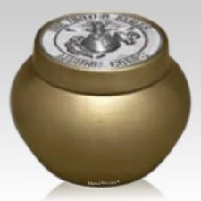 Honor Marines Keepsake Urn