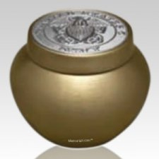 Honor Navy Keepsake Urn