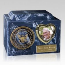 Honored Army Military Urn