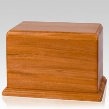 Honra Wood Cremation Urn