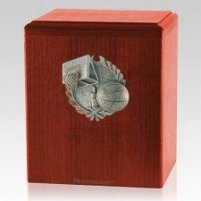 Hoops Cherry Cremation Urn