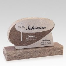 Hope Companion Granite Headstone