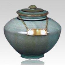 Oswald Ceramic Cremation Urn