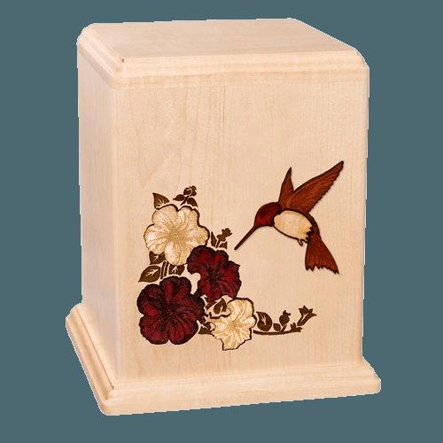 Hummingbird Large Child Cremation Urn
