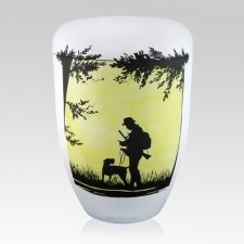 Hunter Biodegradable Urn