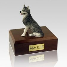 Husky Large Dog Urn