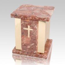 Infinita Pernice Marble Urn