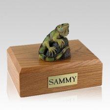 Iguana Large Cremation Urn