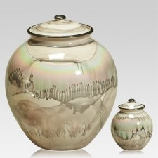 Illume Ceramic Cremation Urns