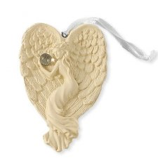 Illumination Angel Keepsake Ornament