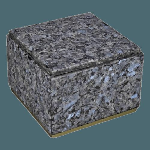 Immensita Blue Pearl Granite Urn