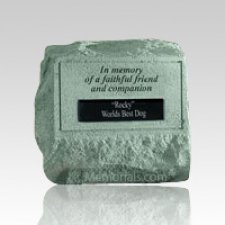 In Memory Of A Faithful Friend Headstone
