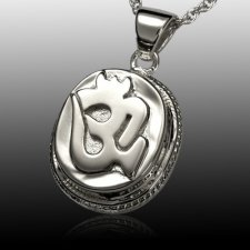 India Calm Cremation Pendant III