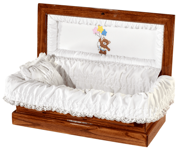Infant Casket and Vault Combo