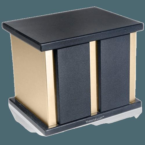 Infinita Shanxi Granite Companion Urn