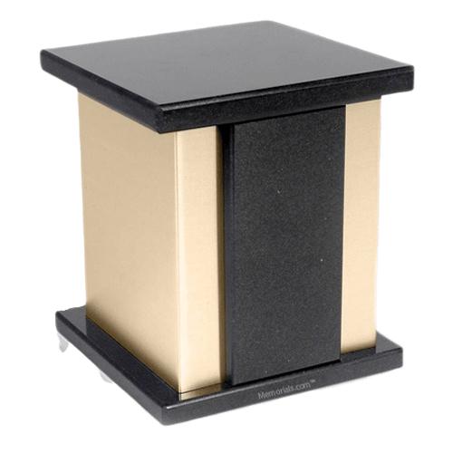 Infinita Granite Cremation Urn