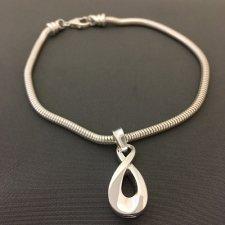 Infinite Cremation Bracelet