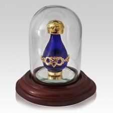 Infinite Love Gold Tear Bottle