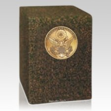 Integrity Great Seal Military Urn