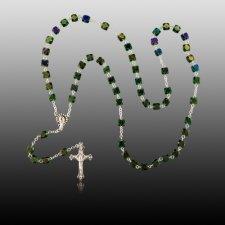 Iridescent Rosary