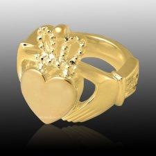 Irish Cremation Ring IV
