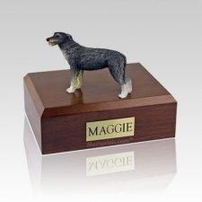 Irish Wolfhound Large Dog Urn