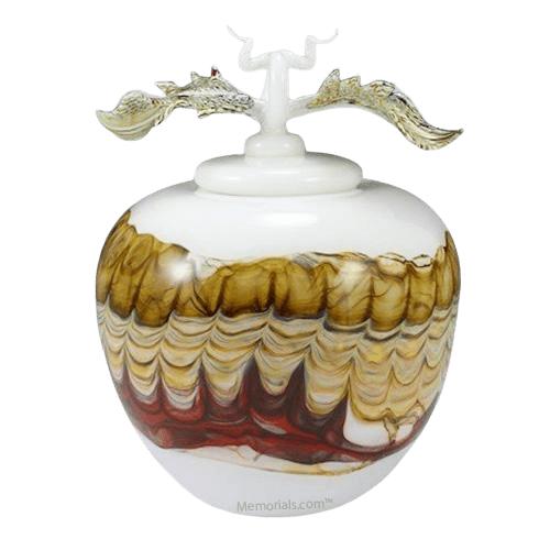 Francelica Art Cremation Urn