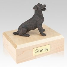 Jack Russell Terrier Bronze X Large Dog Urn