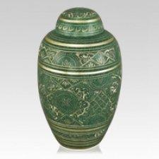 Jade Reverie Cremation Urn