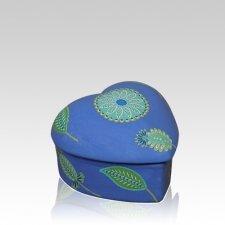Jane Memorial Heart Jewelry Box