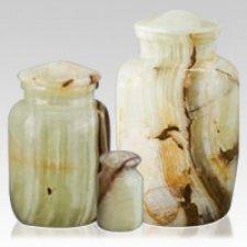 Jarro Onyx Cremation Urns