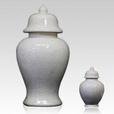Jasper Ceramic Pet Urns