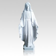 Jesus Granite Statue