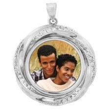 Jewel Photo Pendants