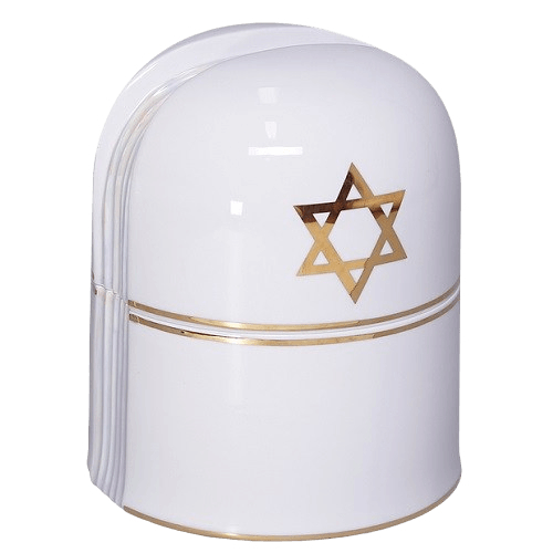 Judaism Religious Cremation Urn