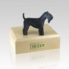Kerry Blue Terrier Dog Urns