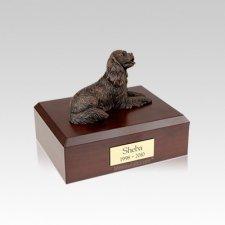 King Charles Spaniel Bronze Small Dog Urn