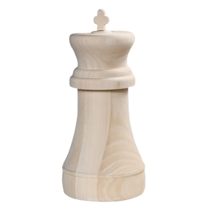 King Chess Funeral Urn